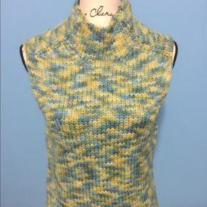 Banana Republic Sleeveless Wool Top